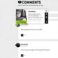 Backcountry.com Comment System